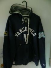 Vancouver Canucks Hoody jacket M/M 40th Anniversary edition CCM retro vintage