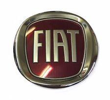 OEM 2012-16 FIAT 500/500C/TURBO GRILLE EMBLEM BADGE B632