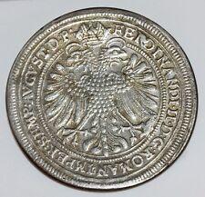 1626 Germany Nurnberg Thaler Taler Silver Coin DAV-5639 - NGC AU 50 - KM# 52