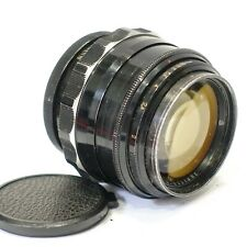 Jupiter 9 85mm 1:2.0 Lens, 2/85 Classic lens, Requires repair, M42 screw mount