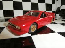 Véhicules miniatures rouge Solido pour Lancia