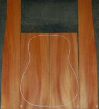 African Mahogany back and side set Luthier Tonewood