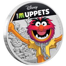 Niue 2 Dollar 2019 - Disney™ Die Muppets (4.) - Animal™ - 1 Oz Silber PP