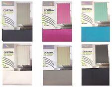 NEW MODERN DESIGN PEVA SHOWER CURTAIN WITH HOOKS 180X180 CM PLAIN COLOURS
