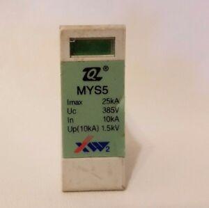 Xi'an Xian Xiwuer Electronic MYS5 Module Imax 25kA Uc 385V In 10kA Up 1.5kV