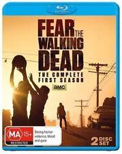 Fear The Walking Dead R4 Season One 1 First Blu-ray Like