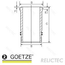 Cylinder Liner Sleeve MAN Kässbohrer 51.01201-0309