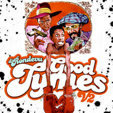 DJ Rondevu Good Tymes Vol. 2 Classic R&B Smooth Funk Neo Soul Doo Wop New Jack