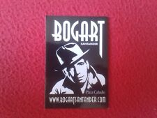 CALENDARIO DE BOLSILLO CALENDAR BOGART SANTANDER SPAIN HUMPHREY 2003 CINE VER FO