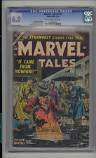 Marvel Tales #98 CGC 6.5 FN+ Unrestored Marvel PCH Pre Code Horror CR/OW Pages