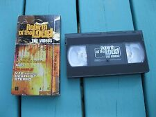 RARE Rebirth of the Loud The Videos VHS Death by Stereo H20 Ice Cube Wu-Tang