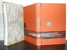 JOSEPH CONRAD : Nostromo 19th C SOUTH AMERICA HB ills Paul Hogarth FOLIO SOCIETY