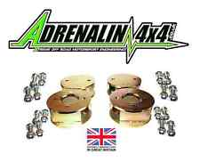 "Land Rover Discovery 1 +2"" inch lift blocks for suspension lift"