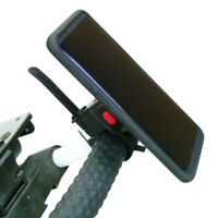 Tigra Mountcase Golf Trolley Support Avec Protège Pluie Pour Samsung Galaxy S8