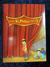 THE KING AND I  press kit  ANIMATION