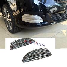 Front Fog Light Lamp Cover Trim For Mercedes Benz V-Class W447 14-16