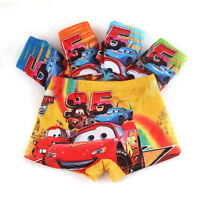 Wholesale children's cartoon underwear milk silk underwear boys boxer briefs