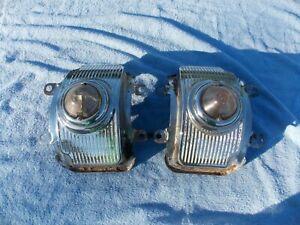 1949 Cadillac parking lights