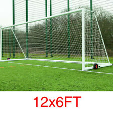 3.6x1.8m but de football Cage de football avec et filets Various Sizes Nets Only