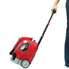 Rug Doctor Carpet Cleaner Shampoo Wash Steam Clean Scrub Portable Home Tool Red