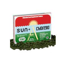 Sun Chlorella 200mg - 300 mini tabs bulk pack - wonder algae & chlorophyll