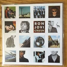 CD - Bon Jovi - Crush