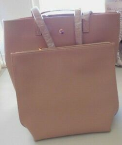 FLYLITE Tote with Removable Insert Dusty Pink