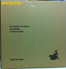 In Stock! Hot Toys 1/6 Superman 1978 Christopher Reeve Figure Normal Sealed New