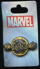 Guardians Mission Breakout Avengers Hatch Seal Logo 2017 Marvel Disney Pin