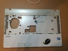 Sony Vaio PCG-71211M laptop Mouse Pad Palm-rest Power Button Speakers Genuine