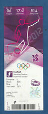Orig. Ticket Olympic Games London 2012 France-Japan 1/2 Finale/A!