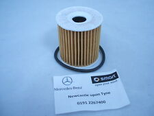 Genuine Smart Fortwo (450) & Roadster (452) Engine Oil Filter A1601840225 NEW