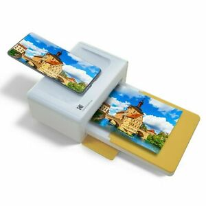 KODAK PD-460 Photo Printer Dock + Bluetooth Postcard Size (10x15 cm)