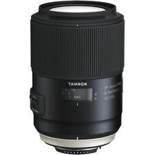 Tamron SP 90mm f/2.8 Di VC USD Macro Lens for Nikon F