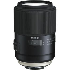 Tamron SP 90mm F2.8 Di VC USD Macro Lens Nikon Mount