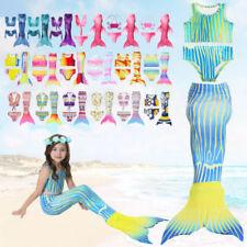 Unbranded Mermaid Polyamide Swimwear (2-16 Years) for Girls