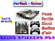 Skin sticker auto-collant vinyl  Assasin's Creed n°5 pour console SONY PS4
