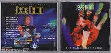 JESSE DAMON: THE HAND THAT ROCKS CD SILENT RAGE LIKE NEW
