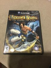 ***PRINCE OF PERSIA SANDS OF TIME NINTENDO GAMECUBE COMPLETE***
