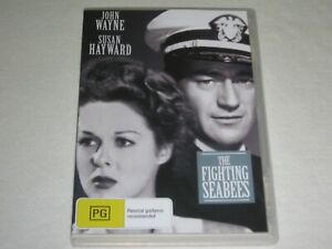 The Fighting Seabees - Brand New & Sealed - All Regions - DVD