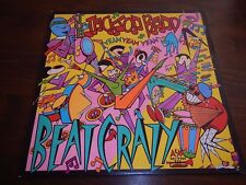The Joe Jackson Band Beat Crazy - 1980 A&M LP