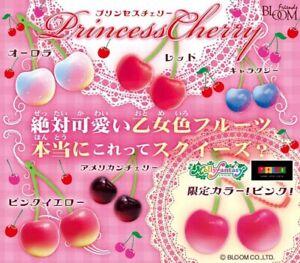 Ibloom Squishy Princess Cherry Limited Squishy NEW