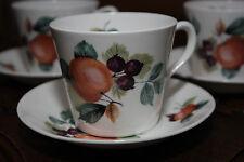 UNIQUE 3x COLCLOUGH TEA CUP FRUITS - See description SKU16142