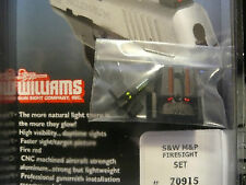 WILLIAMS GUN SIGHT SYSTEM FOR ALL S&W M&P MODELS (EXCEPT SHIELD 22LR, BODYGD NEW