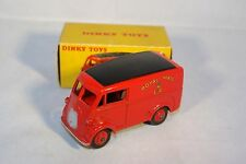 DINKY TOYS 260 MORRIS COMMERCIAL VAN ROYAL MAIL VAN MINT BOXED RARE !!!