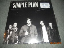 Simple Plan - S/T LP limited colored vinyl record NEW sealed RARE OOP