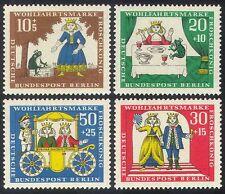 Germany (B) 1966 Frog Prince/Fairy Story/Folk Tale/Books/Writing 4v n28334