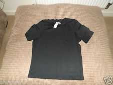 "Womens EPISODE ESSENTIALS BLACK TOP SIZE SMALL 34"" CHEST free uk postage"