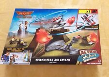 NEW - DISNEY Planes Fire & Rescue Action Shifters Piston Peak Air Attack Track