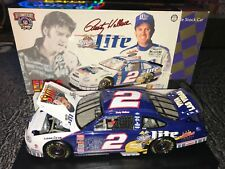 1998 Rusty Wallace ELVIS LITE Ford 1:24 Action Diecast